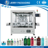 Máquina de enchimento de garrafa automática com detergente para detergente com pistão