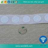 Eu Code Sli-X Hf 30mm ISO 15693 RFID Label Sticker