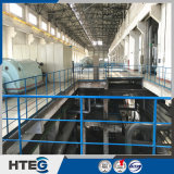 ASME Bescheinigung-verteilendes Flüssigbettwarmwasserspeicher