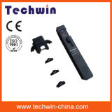 800-1700nm Live Fiber Detector Tw3306e con Different Adapter Type