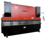 Wd67y/K 160t 4000 Mild Steel Press Brake, Sheet Metal Bending Machine
