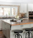 Populäre kundenspezifische Küche-Geräte Toronto-Kanada