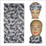 Tube Scarf Magic Multifunctional Seamless Headwear