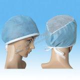 Шлемы нюни ткани хирургических крышек ткани медицинские для стационара