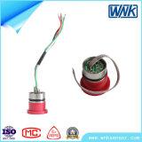 transmissor de pressão piezoresistente do vapor do gás de óleo de Mems da membrana 316L, saída 0-100V
