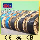 Cabo distribuidor de corrente blindado 240mm2 do PVC de Sta de 4 núcleos