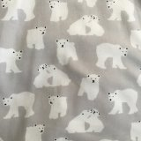 Baumwollflanell-gedrucktes Gewebe des Gewebe-2017winter für Damenpyjamas und Sleepwear