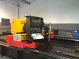 Máquina de estaca de superfície do plasma do CNC da água