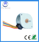 세륨 Approved 7.5 Degree 35mm Permanent Magnet Stepper Motor