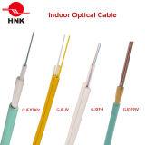 Câble optique à plusieurs modes de fonctionnement uni-mode extérieur d'intérieur