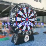 Openlucht Dartboard Aangepaste Spelen/de Opblaasbare Dartboards van de Voetbal