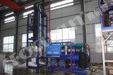 Machine de glace de tube de la norme alimentaire 10tpd 20tpd de Focusun