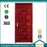 Puertas de entrada de madera de la alta calidad para el hotel (WDHO49)