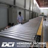 2 à linha da máquina da placa de gipsita 5million/Y/equipamento de produção