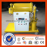Tyb Fuel Oil Filtration Machine / Waste Oil Purifier / Engine Oil Treatment Plant