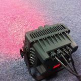 段階の照明のための屋外54X3w RGB細いLEDの同価