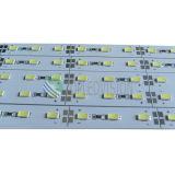 12V, luz rígida do diodo emissor de luz da tira de 24V 72LEDs/M SMD5630/5730 Dimmable com Ce, RoHS