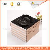 Cadre de gâteau de papier d'OEM de vente chaude de modèle de Fency