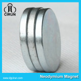 10 ímã permanente forte super do Neodymium do disco de *2mm N35