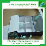 Cadre de papier rigide de luxe d'emballage/cadre de papier de cadeau