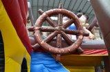 De opblaasbare Opblaasbare Piraat Jacky Water Slide van het Speelgoed van het Water (CHSL415)