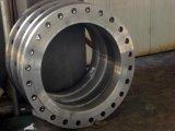 Fazer à máquina elevado do forjamento do OEM flanges aço de aço/inoxidável Repcision/Cutting/CNC