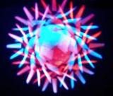 Sharpy 280W 10r 디스코 DJ 클럽 (HL-280ST)를 위한 패턴 급상승 기능을%s 가진 이동하는 맨 위 반점 빛