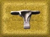 自動車部品のドアヒンジの鍛造材のヒンジ