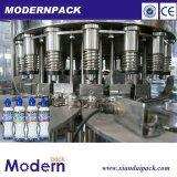 Maquinaria de enchimento engarrafada fonte da produção da água pura