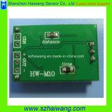 Do corpo redondo do controle claro do interruptor do sensor de micrôonda do radar módulo de interruptor infravermelho Hw-M10 do sensor