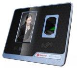 Tempo do reconhecimento de face de Realand e sistema biométricos do registrador de comparecimento