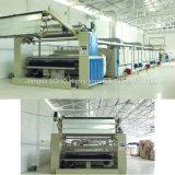 Máquina de la configuración del calor de la maquinaria del acabamiento de la tela