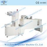 Automatische Shrink-Hülsen-beschriftende Schrumpfverpackungsmaschine