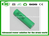 Inr18650-25r 20A Continuous Discharge 3.7V Rechargeable Battery für Samsung