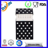 Neues Style 3D Cute Cigarette Design Silicone Cigarette Box Fall