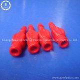 Piezas plásticas modificadas para requisitos particulares tratamiento por lotes grande del moldeo por inyección del ABS azul del OEM