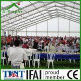 Tent van de Spanwijdte van de Markttent van de Tent van Doubai de Duidelijke