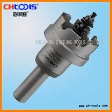 le CTT de profondeur de 5mm trouent le coupeur