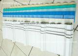 La ripia de impermeabilización de la azotea de la azotea Tile/PVC del PVC del aislante de calor de los materiales de construcción/acanaló el panel de la azotea