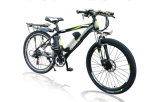 Bateria elétrica da bicicleta da bateria 24V 17ah 7s5p da E-Bicicleta