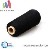 Zwart Gerecycleerd Garen voor Sokken