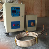 Máquina de forjar calor de indução de aço inoxidável com bobina maior