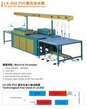 Lx-E02 Liquid PVC Molding Production Line-Bidirection Sistema de aquecimento / refrigeração