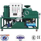 máquina de filtração do óleo do vácuo da eficiência 600L/H elevada