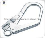 Crochet durable de rupture de ressort de Carabiner en métal de Carabiner de sûreté