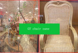 Wicker naturel pour chaise, maille en tricot pour meuble