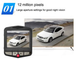 170 câmera Xy-209DVR do carro do monitor do estacionamento do carro DVR da visão noturna HD 1080P do grau mini