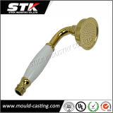 En alliage de zinc le taquet de porte de moulage mécanique sous pression pour des meubles partie (STK-ZDF0001)