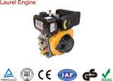 10HP空気によって冷却されるディーゼル機関