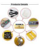 Incubateur complètement automatique approuvé de 48 oeufs de la CE à vendre